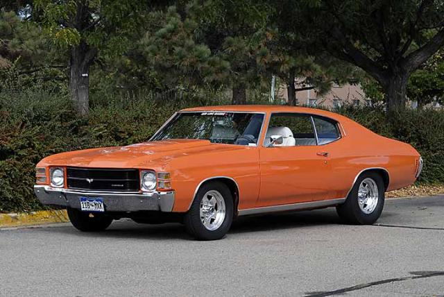 Chevy Chevelle Cars - The First Generation